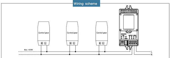 on daylight harvesting wiring diagram